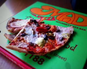 Mad Pizza – Just off King St, Newtown