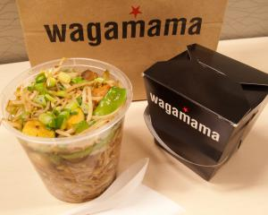 Wagamama, King St Wharf, Darling Harbour, Sydney